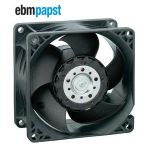 Spare Fan for ElectroSpindels with DC fan cooling