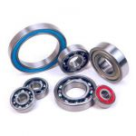 Groove Ball Bearings 608ZZ 8x22x7mm
