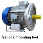 TN80 Machine Feet (B34)