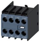 Siemens Auxiliary Contacts for 3RT2-S00/S0 contactors 3RH2911-1HA22
