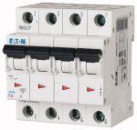 50Amp 3P+N Circuit Breaker Eaton Moeller 243023