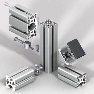 aluminium profielen accessoires