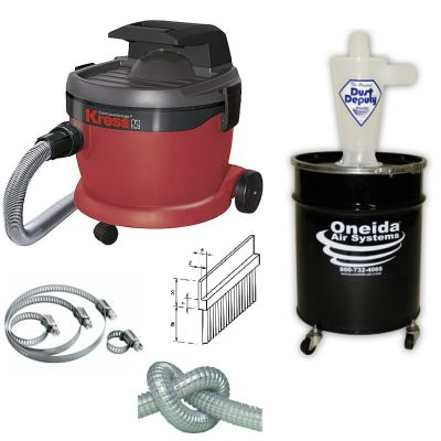 dust extraction and accessories