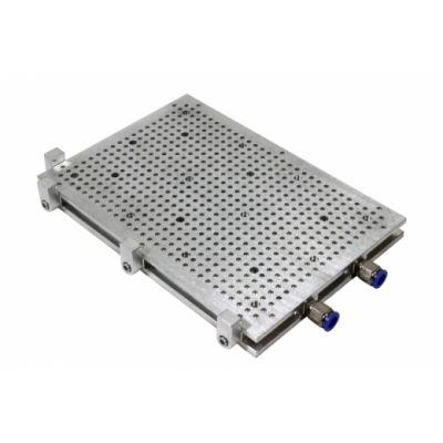 vacuum tables gr series metal mill