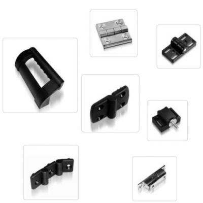 hinges and fittings