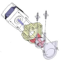 stepper motor accessories