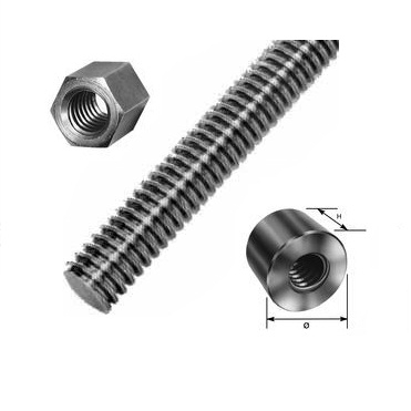 trapezium nuts spindles