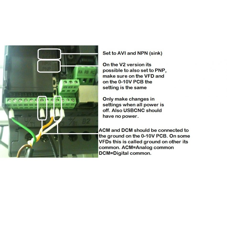 010v output spindle speed control v2 cpu v4v5b