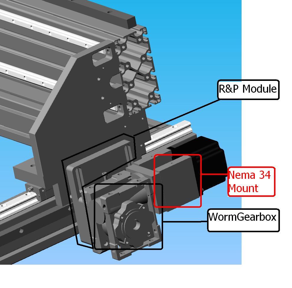 afbeelding 10163 rp drive antibacklash diyincludes gears15t