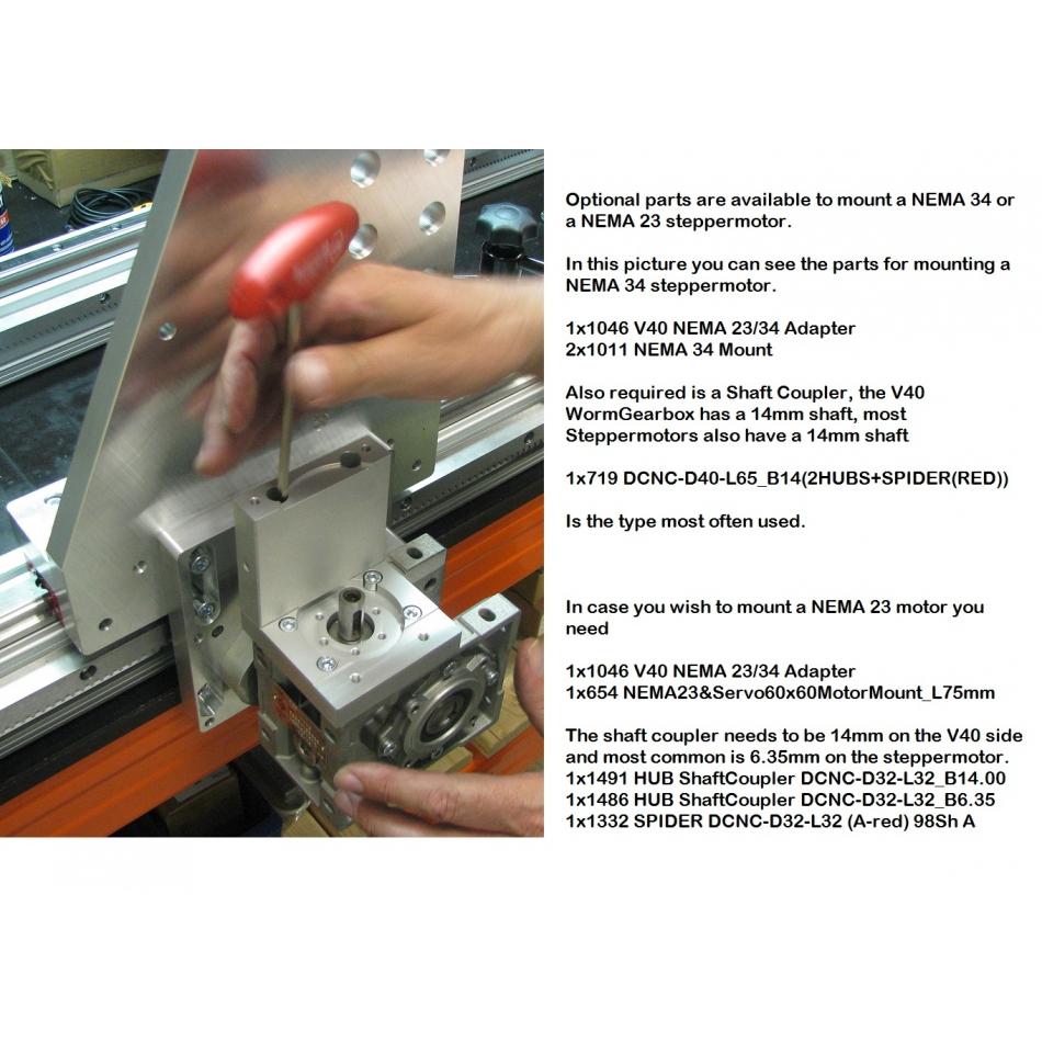 afbeelding 10165 rp drive antibacklash diyincludes gears15t