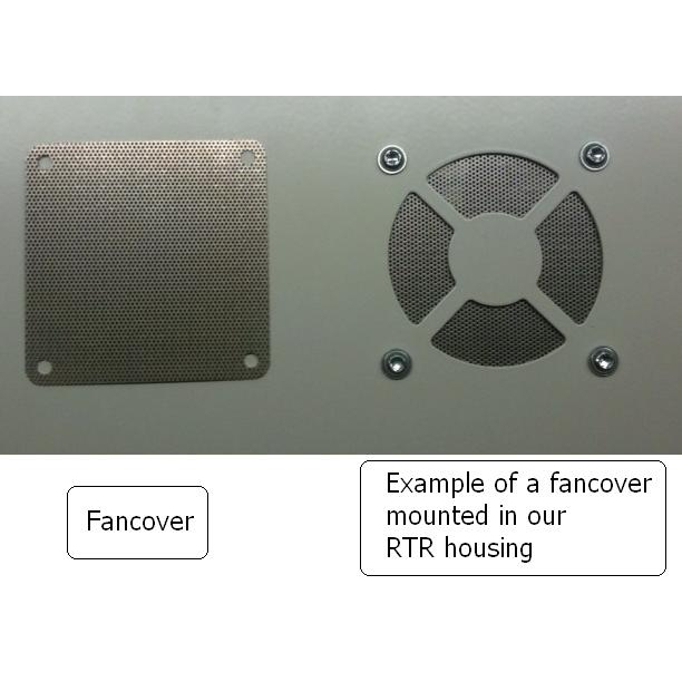 afbeelding 11111 perforated stainless steel fancover 80x80mm