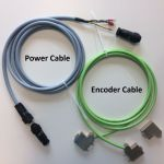 12m AC-servo or ClosedLoopStepperCable sets (Power + Encoder)
