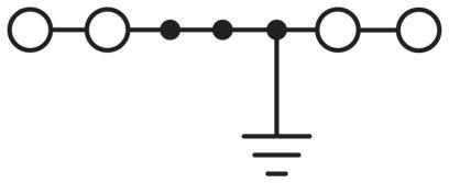 14472 ground modular terminal block pt 25quattrope 3209594 circuit diagram