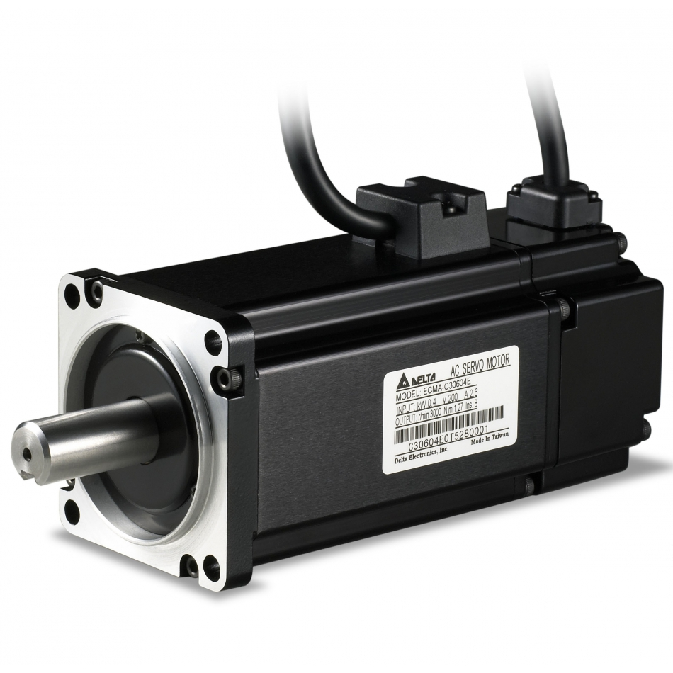 15831 ac servo motor 400w with brake ecmac20604ss