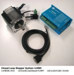NEMA 34 Closed Loop Stepper System 4.0NM: