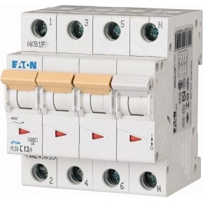 16amp 3pn circuit breaker eaton moeller 243018