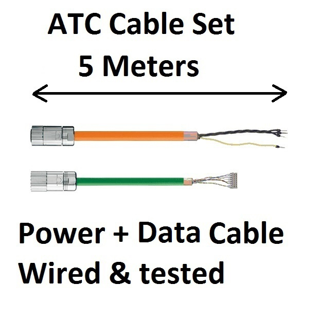 18511 atc cable set 5 meters