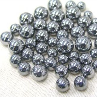 25mm 100 pieces spare balls for isel ballnuts