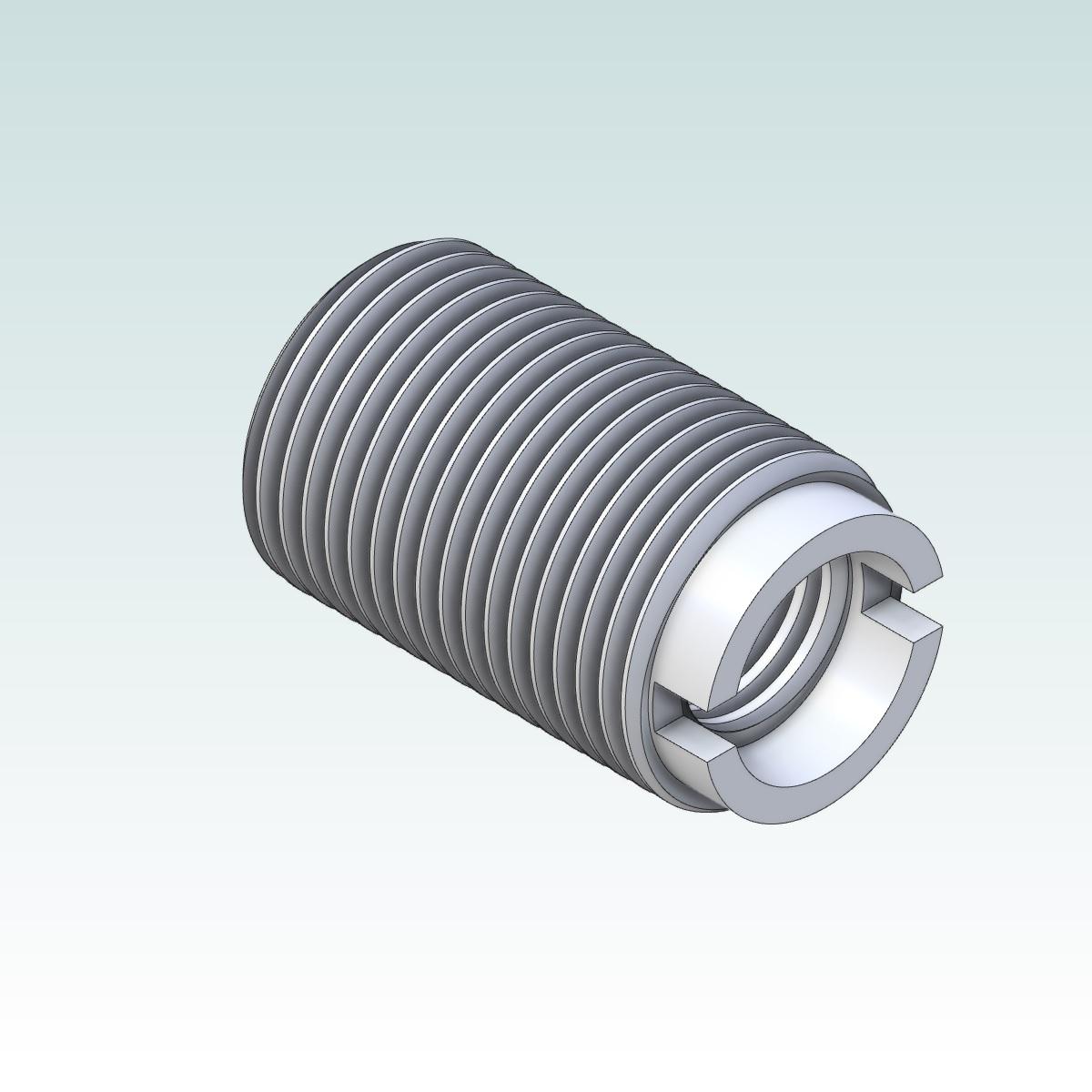 20001 thread adapter m12x1 to m8x1 l20mm