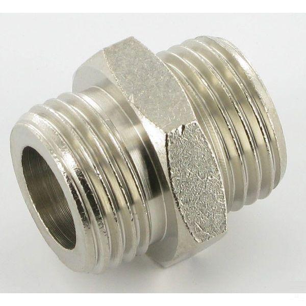 2101004 1414 double nipple bnp a1 straight thread