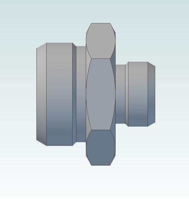 2101006 1214 double nipple bnp a1 straight thread