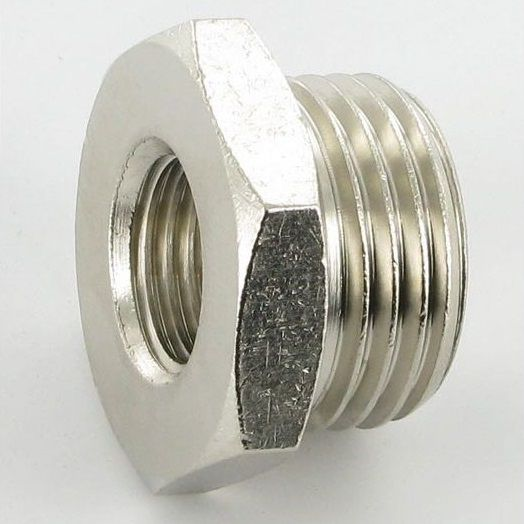 2104001 14 to 18 thread adapter straight thread a4z