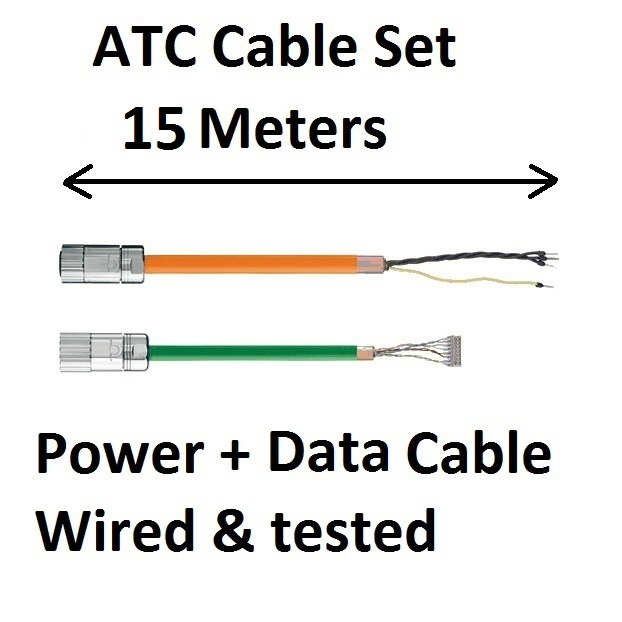 21951 atc cable set 15 meters