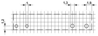 23043 plugin miniature ssr input 24 v dc output 3 48 v dc10 dimensions