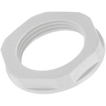 23441 m20x15 contranut white for cable gland