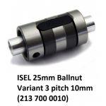25mm Ballnut Variant 3 pitch 10mm (213 700 0010)