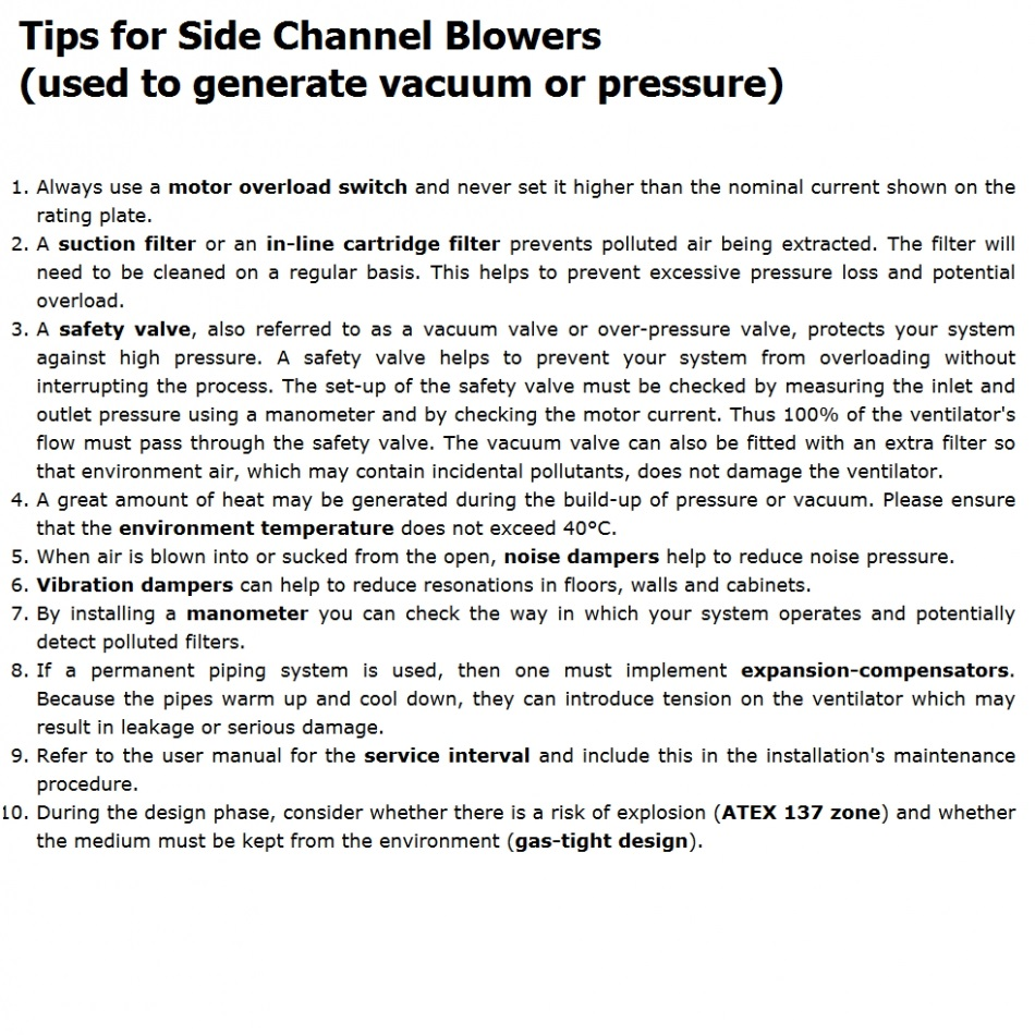 26846 side channel blower tips 3