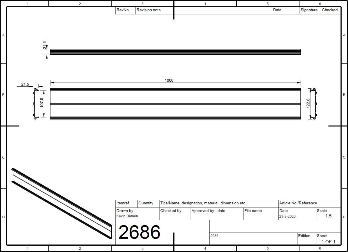 26863 profile um108 2907525 pcb pricem 2d dimensions 2