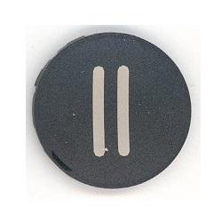 29541 eaton moeller pushbutton shield black pause
