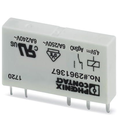 29601 single relay relmr 45dc21 2961367