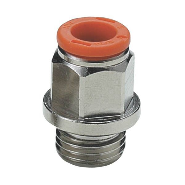 2l01008 push in coupler 6mm x 14inch