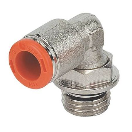 2l31003 rl31 push in fitting 4mm x 14 inch rotatable