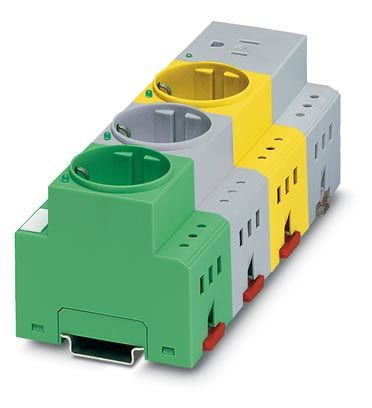 32913 2963488 din rail electrical socket with led product overview