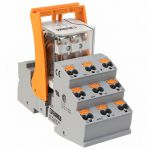 Din Rail Relay 3 Pole (High Power)
