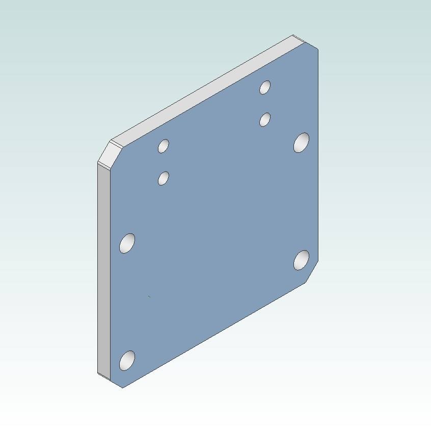 36042 bracket for door interlock switch just