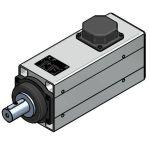 HF Spindel C51/60-D-SB-L50-3.7kW-12.000-12.000RPM