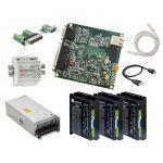 DIY Economy 3 or 4 Axis CNC Controller: