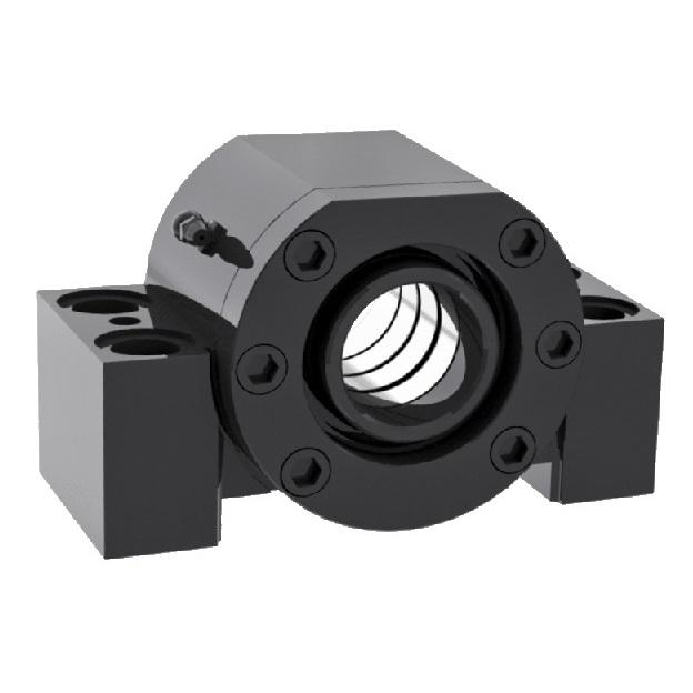 40011 sbk25 df t heavy load fixed ballscew support