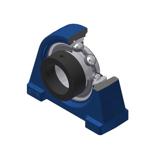 40551 espae202 snr bearing unit 15mm bore