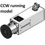 SawMotor/Pressurized C41/47-D-DB-BT-PR-1.8kW-HY-SS-LH-12000RPM
