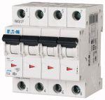 40Amp 3P+N Circuit Breaker Eaton Moeller 243022