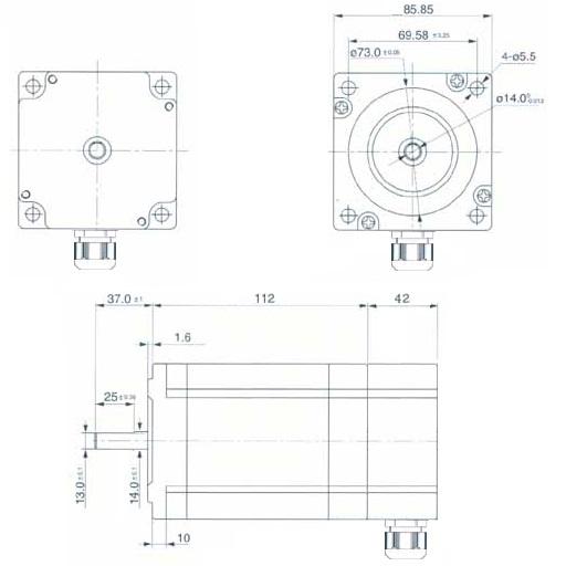 41274 dcncnema34 80nm ip54 dimensions