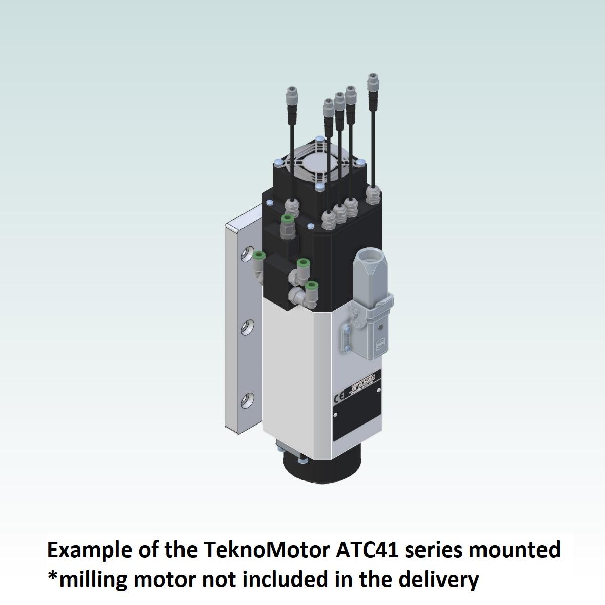 42712 teknomotor mountingplate icp4030 example with teknomotor atc41 mounted