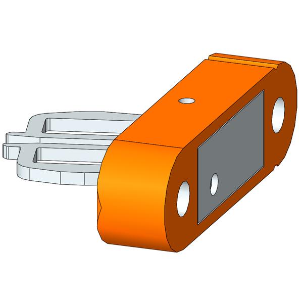 42963 door interlock actuator 3sx3228 adjustable angles render