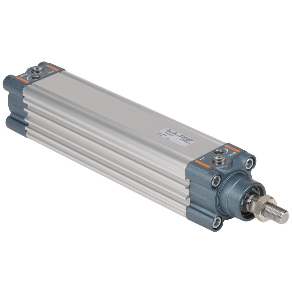 43121 121 a 40 0550 xp pneumatic cilinder iso15552 series a 14 40mm bore 550mm stroke