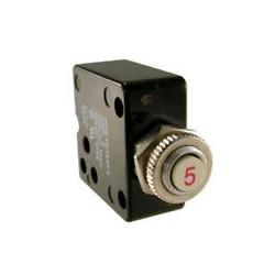 43161 automatic fuse 5a panel mount w58xb1a4a5